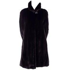 Blackglama Dark Ranch Mink Coat