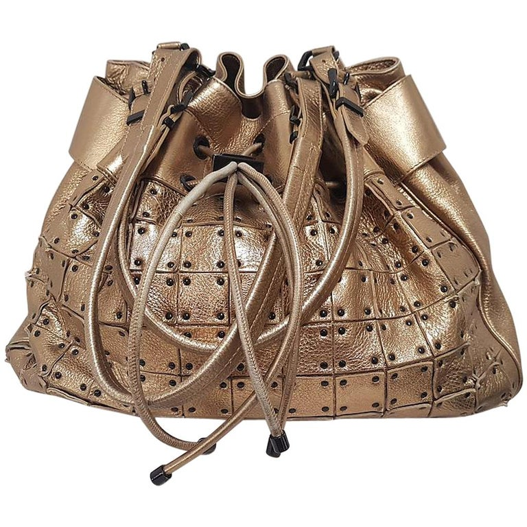 Burberry Leather Bag For Sale
