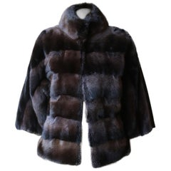 Vicedomini Mink Fur and Cashmere Jacket