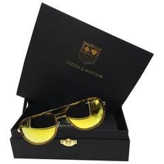 Walton & Mortimer Sunglasses HAVANA NUMBER ONE Limited Edition