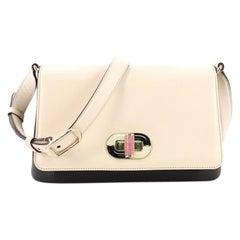 Bvlgari Isabella Rossellini Crossbody Bag Leather Mini