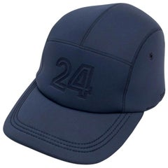 Hermes Hat Nevada 24 Cap Marine M New
