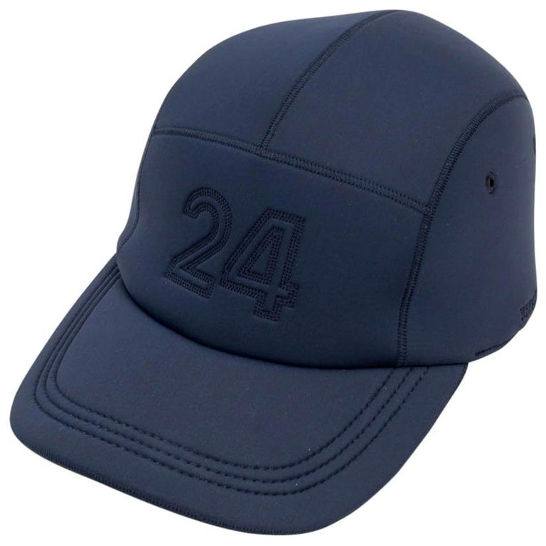 fcb446faf1b Hermes Hat Nevada 24 Cap Marine M New For Sale at 1stdibs