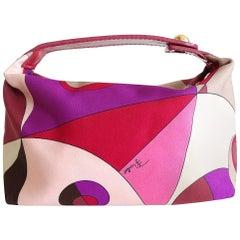 1960s Emilio Pucci Mini Bag