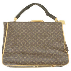 Louis Vuitton Monogram Garment Bag Luggage