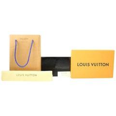 Louis Vuitton Black Noir Electric Epi Sarah Bifold 30lva3117 Wallet