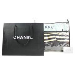 Chanel Brown Cc Beach Towel 66cca2617