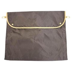 Louis Vuitton Brown Garment Cover Lvty195