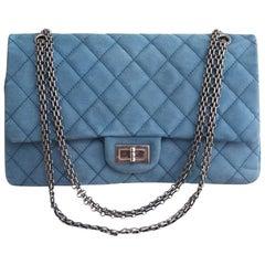 Chanel 2.55 Reissue Classic Flap Caviar Jumbo 72cca3117 Shoulder Bag