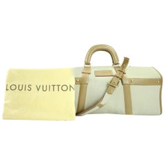 Louis Vuitton Keepall Neverfull Trianon Sac 50 65lva3117 Weekend/TTravel Bag