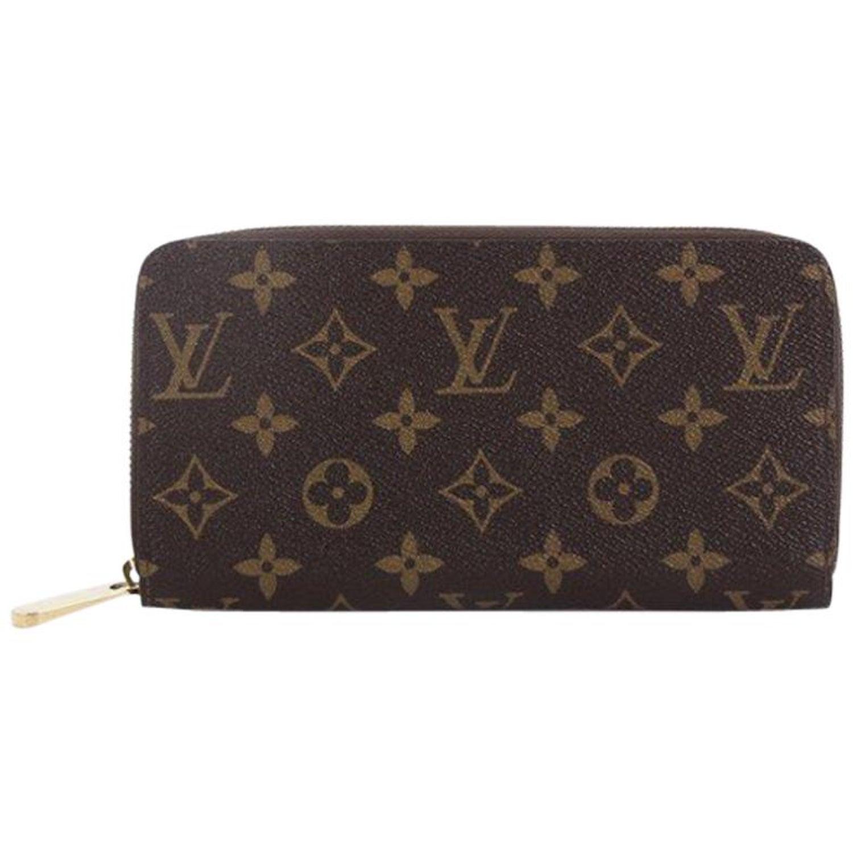 f72c7ceb4b05 Louis Vuitton Zippy Wallet Monogram Canvas at 1stdibs