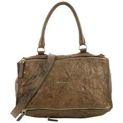 Givenchy Pandora Bag Distressed Leather Large