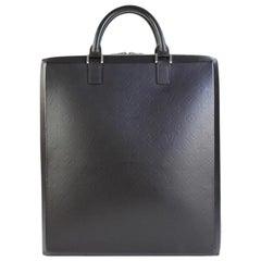 Louis Vuitton Monogram Glace Elvin Attache Tote Briefcase 14lvty61017 Laptop Bag