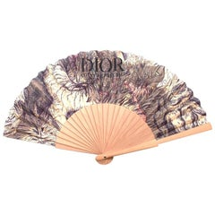 Dior Couture Fall 2017 Runway Fan