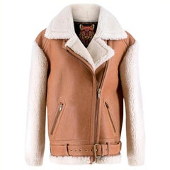 Moose Knuckles nutana shearling jacket - Current Season US 6