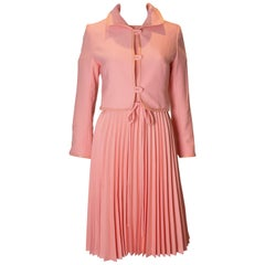 Vintage Peggy French Couture Dress and Jacket