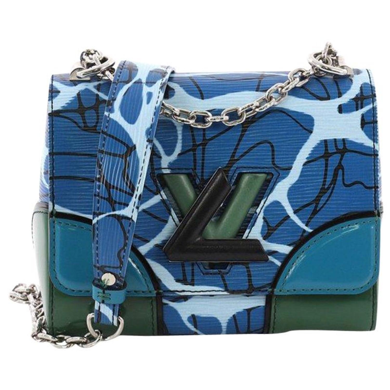c5abab753153 Louis Vuitton Twist Handbag Limited Edition Printed Epi Leather PM at  1stdibs