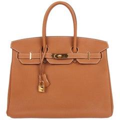 Gold Top Handle Bags