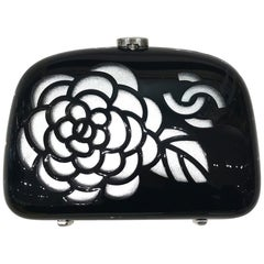 Chanel Camellia Collector's Clutch Bag