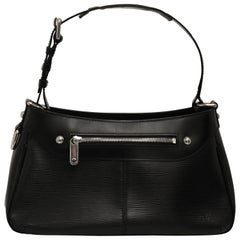 Louis Vuitton Black Epi Turenne