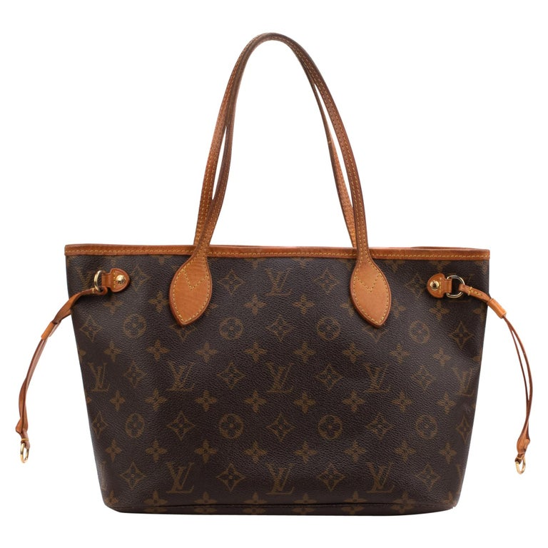 fa073155dab Louis Vuitton Neverfull Small Monogram