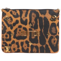 Louis Vuitton Chain Wallet Ultra-Limited series