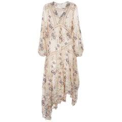 Zimmermann Anais Antique Embroidered Dress