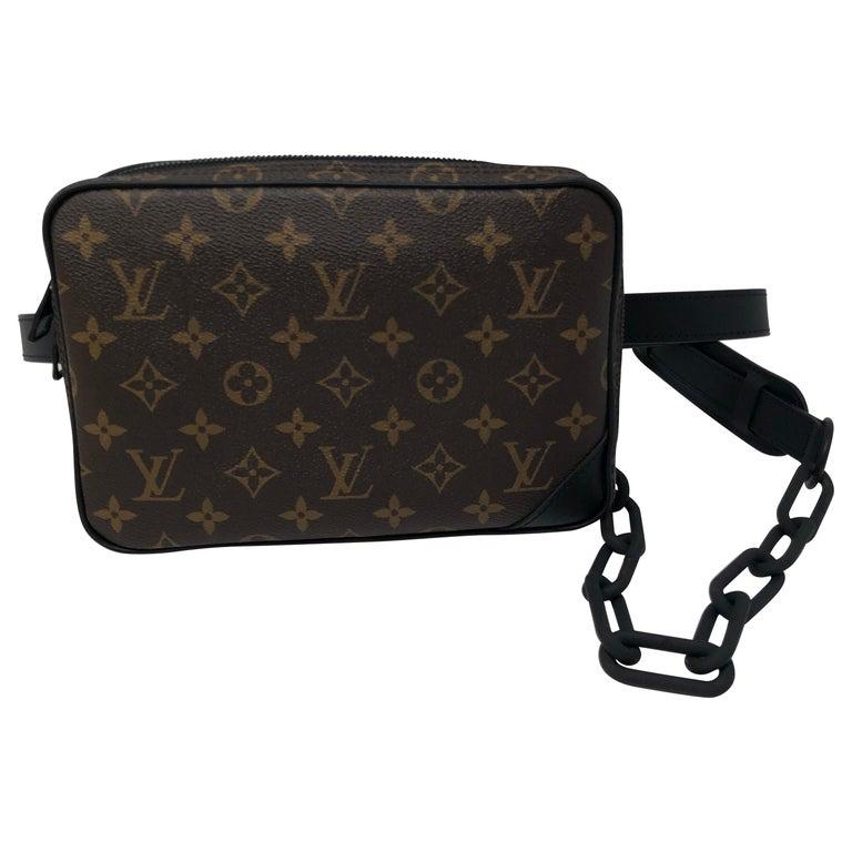 Louis Vuitton Virgil Abloh Utility Front Bag