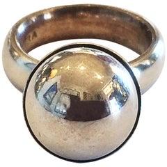 Georg Jensen Silver charm ring 473A by Regitze Overgaard