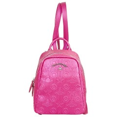 Metallic Pink Vivenne Westwood Anglomania Backpack
