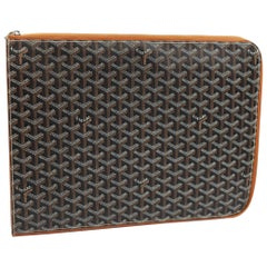 Goyard Clutch Doocumet Holder in  Monogram Canvas