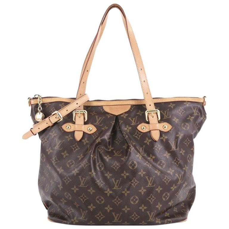 d3daa09d4d29 Louis Vuitton Palermo Handbag Monogram Canvas GM For Sale at 1stdibs