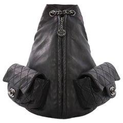 Chanel Backpack Is Back Calfskin Large
