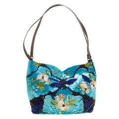 Jamin Puech Multicolor Sequin Embellished Shoulder Bag
