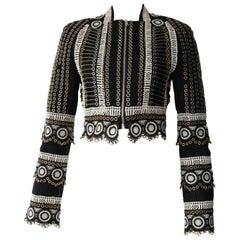 Jonathan Simkhai Gladiator Jacket