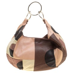 Marni Multicolor Leather Hobo