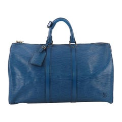 Louis Vuitton Keepall Bag Epi Leather 45