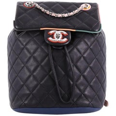 Chanel Cuba Urban Spirit Back Quilted Lambskin Small