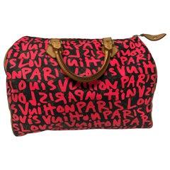 Louis Vuitton Speedy 30 Stephen Sprouse