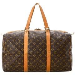 Louis Vuitton Sac Souple Monogram 45 227039 Coated Canvas Weekend/Travel Bag