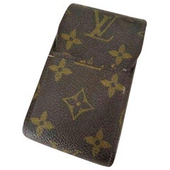 Louis Vuitton Monogram Mobile Case 226337 Wallet