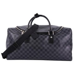 Louis Vuitton Roadster Handbag Damier Graphite