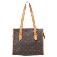 Louis Vuitton Brown Monogram Popincourt Haut