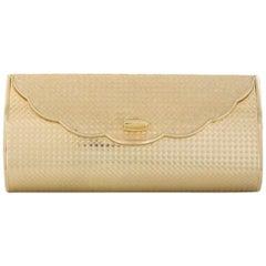 Glamour 60s Italian Gold Clutch