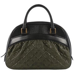 Louis Vuitton Mizi Vienna Handbag Monogram Quilted Lambskin