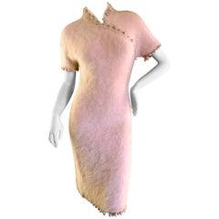 "Dior by John Galliano Fall 1997 First Dior Show ""Dior Pin Up"" Cheongsam Dress"