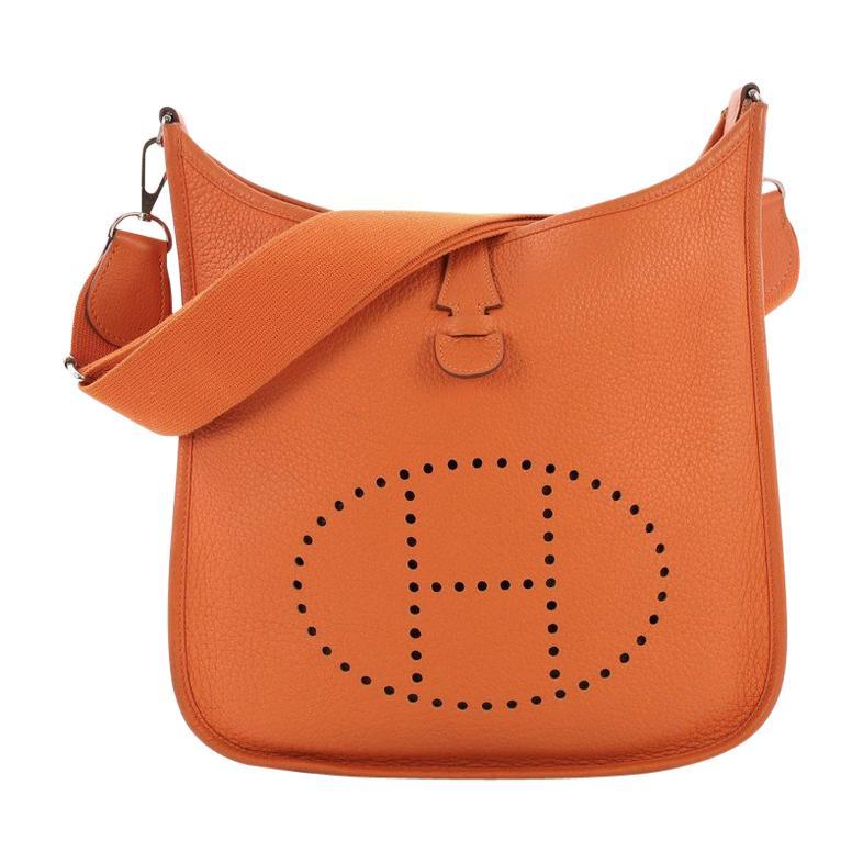 Hermes Clemence Handbags - 305 For Sale on 1stdibs 962a39f909