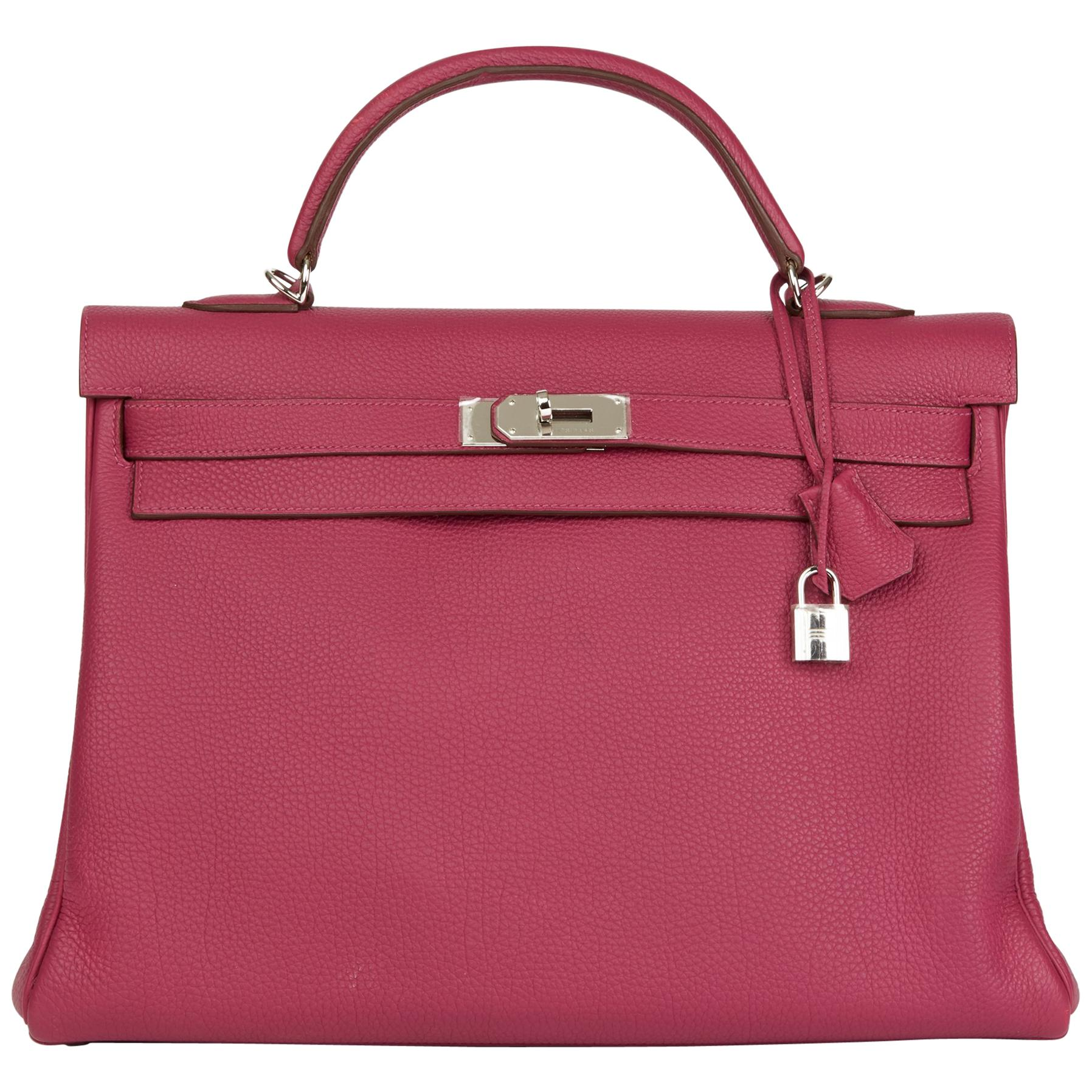f326c7d9cc67 Pink Hermes Bags - 128 For Sale on 1stdibs