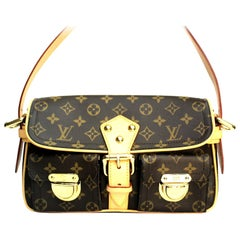 2006 Louis Vuitton Monogram Hudson Shoulder Bag