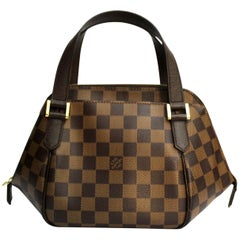 2005 Louis Vuitton Damier Ebene Belem Pm bag